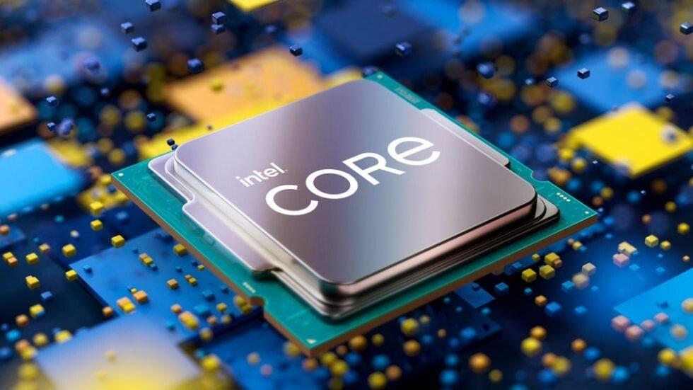 CPU Intel Alder Lake