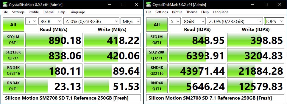 Tích hợp công nghệ của SSD vào thẻ nhớ SD NVMe giúp tăng gấp 3 tốc độ, nhưng nóng gần 100 độ C